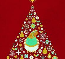 Partridge in a Pear Tree by Scott Partridge