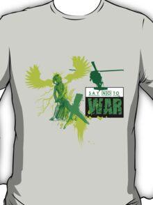 No War T-Shirt