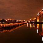 Westgate bridge 4 by JHP Unique and Beautiful Images