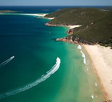 Zenith Beach - Port Stephens by PsiberTek
