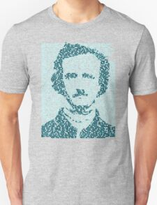 Edgar Allen Poe - The Raven Poem Retro T Shirt T-Shirt