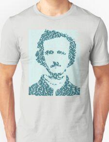 Edgar Allen Poe - The Raven Poem Retro T Shirt T-Shirt