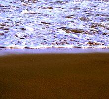 Undulating Waves ~ Blackmans Bay, Tasmania by Jasmine Costello