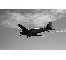 RAAF: DC-3Ready The Troops Photographic Print
