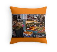 Tangelos Throw Pillow