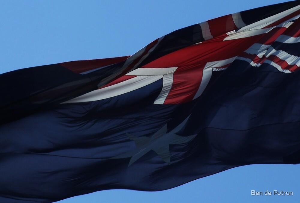 Flag by Ben de Putron