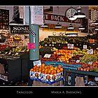 Tangelos - Cool Stuff by Maria A. Barnowl