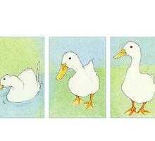 Three Ducks by Mariana Musa