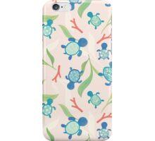 I Like Turtles iPhone Case/Skin