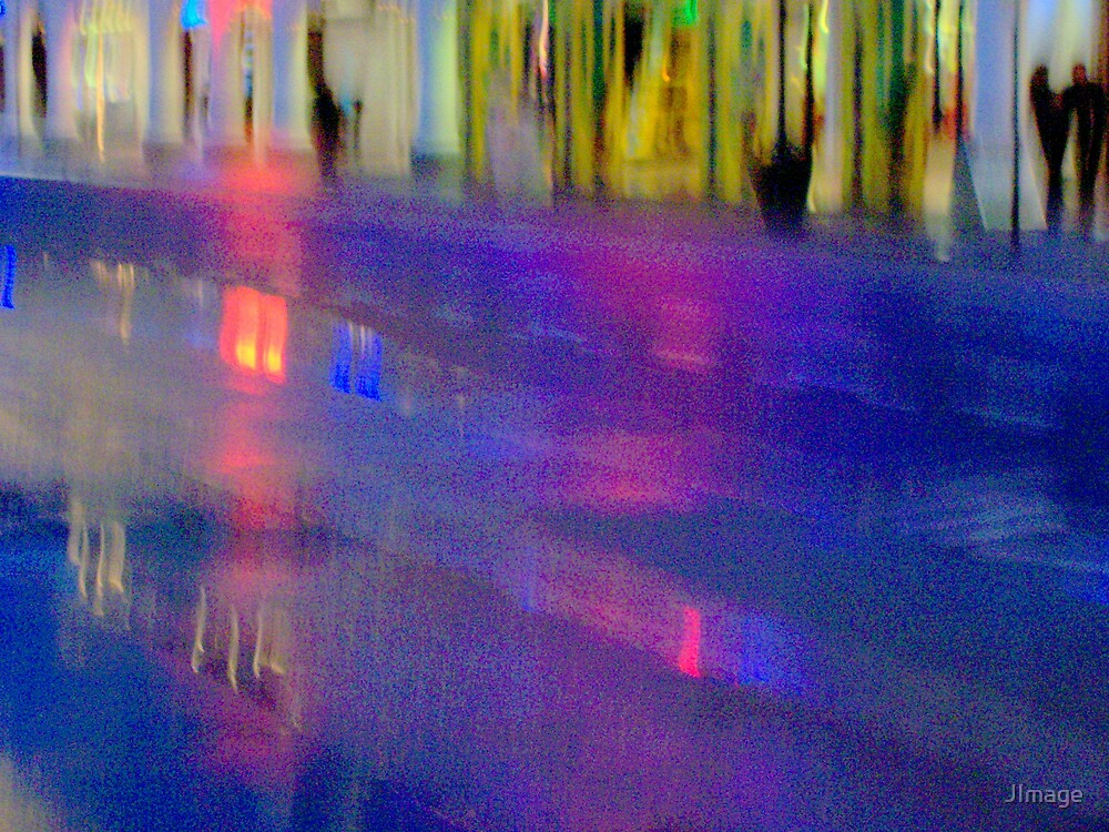 Impressionism Reflected by JImage