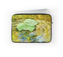 Water ripple Laptop Sleeve