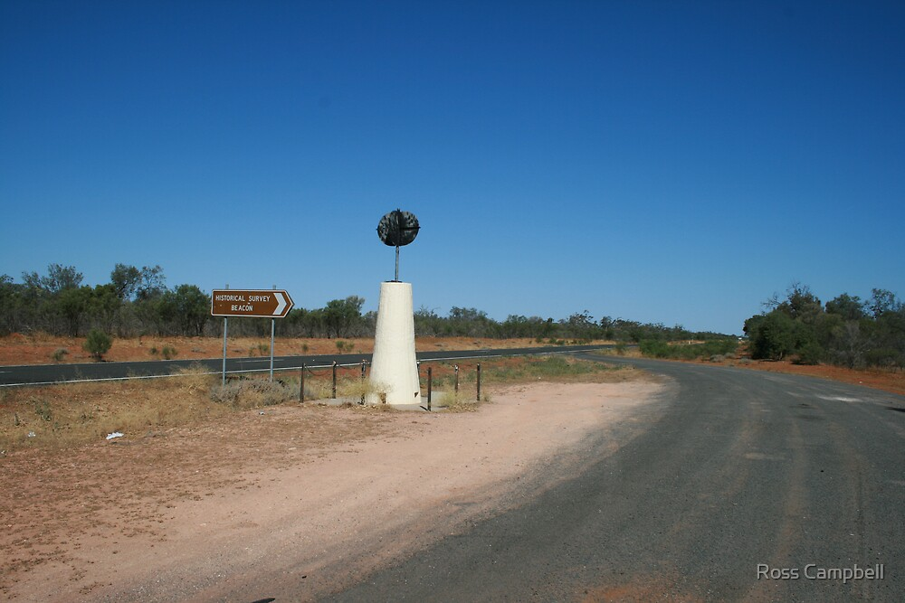 Bourke North Point by Ross Campbell
