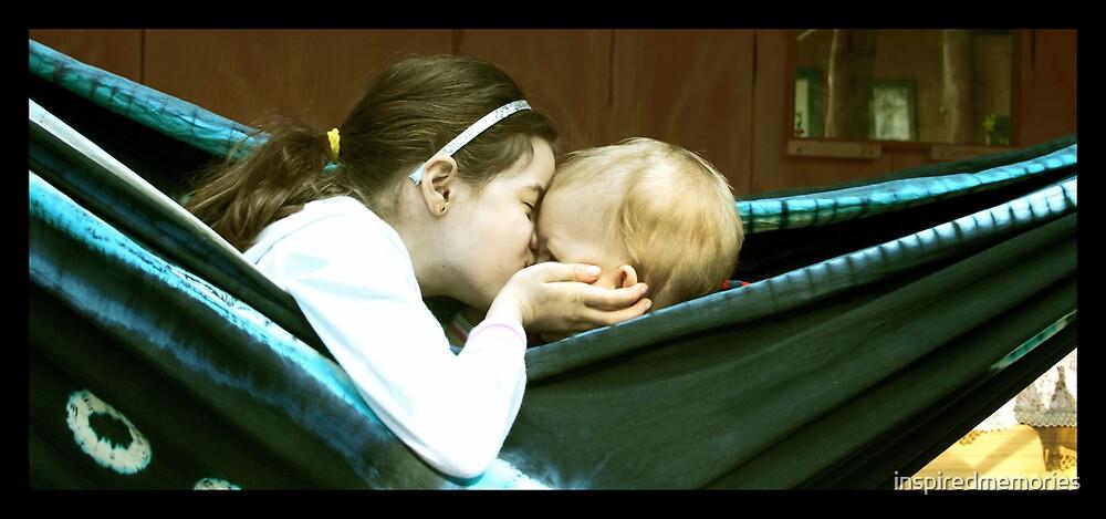 sibling love... by inspiredmemories