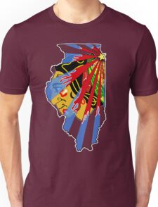Illinois Blackhawks Unisex T-Shirt
