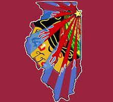Illinois Blackhawks Long Sleeve T-Shirt
