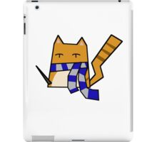 Ravenclaw Kitty Orange iPad Case/Skin