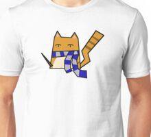 Ravenclaw Kitty Orange Unisex T-Shirt
