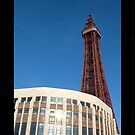 Blackpool Tower by trickyruby
