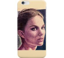 Natalie Portman iPhone Case/Skin