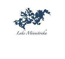Lake Minnetonka Photographic Print