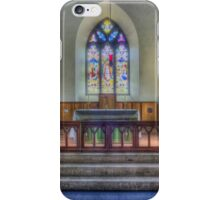 Faith Is To Believe iPhone Case/Skin