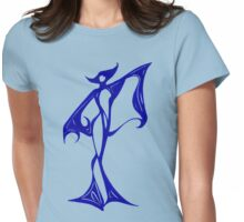 Exotic Dancer Womens Fitted T-Shirt