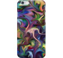 impressionist, pastel colors, inspiration, motivation, self help, holiday, christmas, gift, iPhone Case/Skin