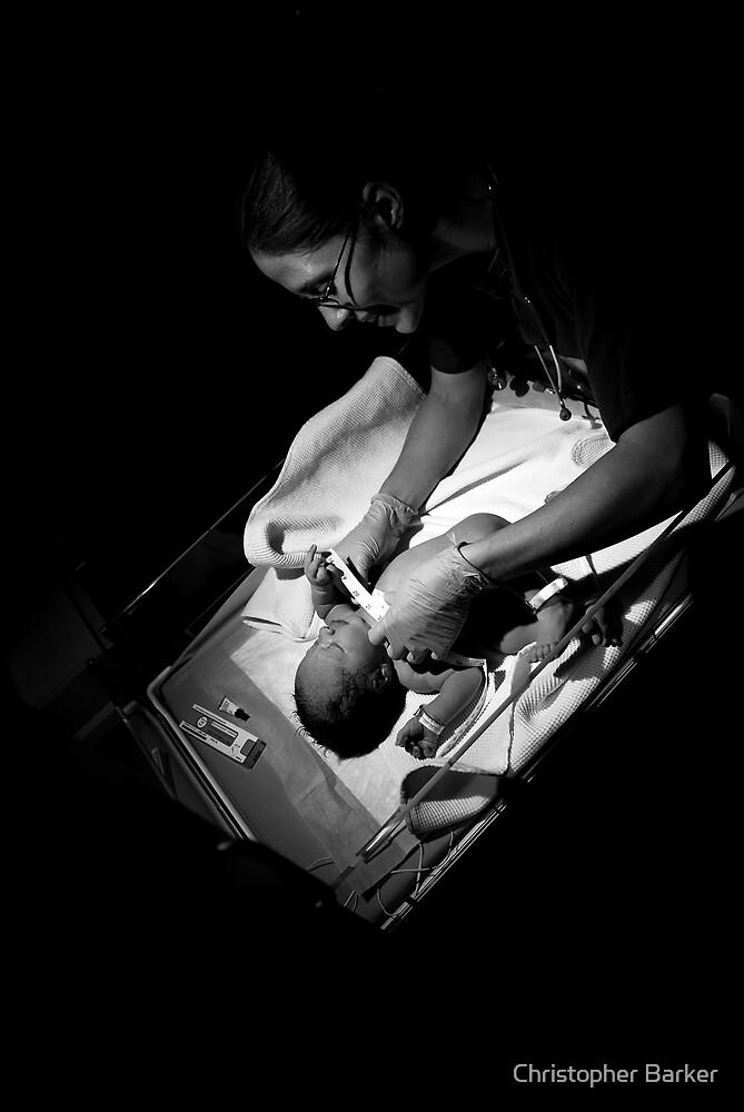 Newborn by Christopher Barker