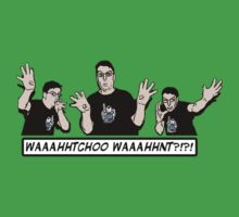 WAAAHHTCHOO WAAAHHNT?!?! by barnsleysteve