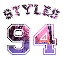 Harry Styles '94 Photographic Print