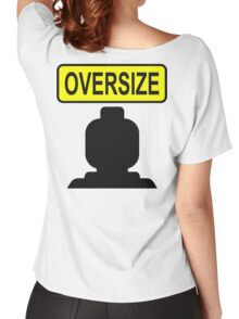 Oversize Minifig Women's Relaxed Fit T-Shirt