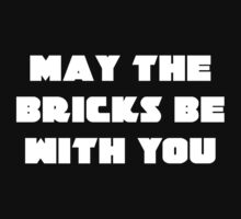 MAY THE BRICKS BE WITH YOU, Customize My Minifig by ChilleeW