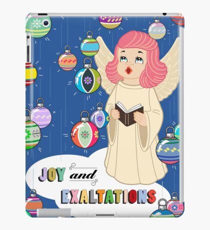 Joy from Queenie! iPad Case/Skin