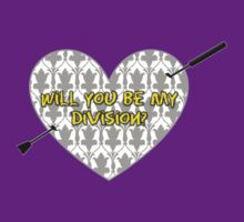 Will You Be My Division? {Standard Design} by BBCSPUL