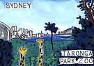 Taronga Park Zoo, Sydney by John Douglas