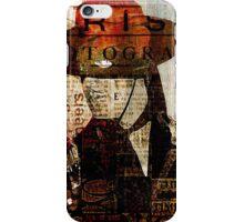 El Zorro iPhone Case/Skin