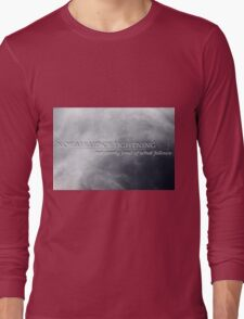 Not Afraid Of Lightning - Loki Long Sleeve T-Shirt
