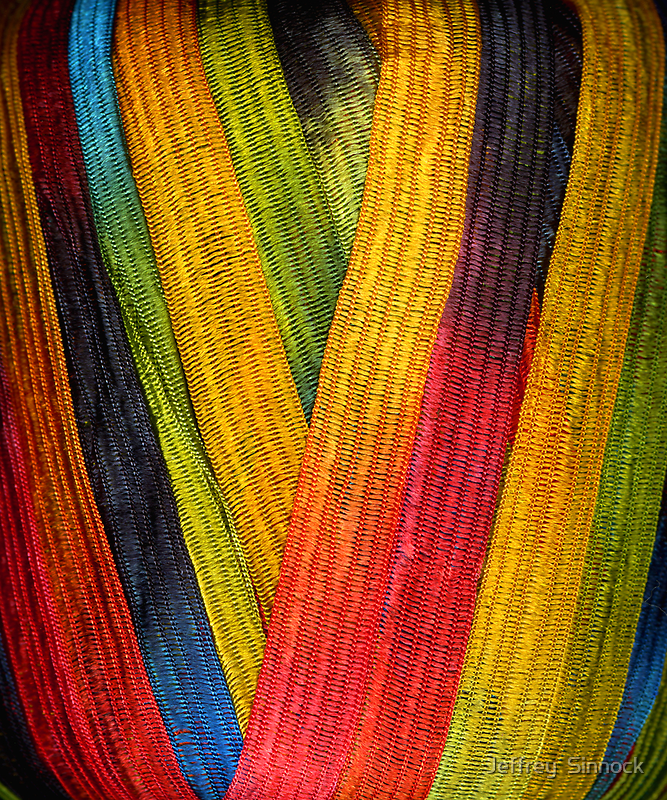 Yarn 1 by Jeffrey  Sinnock