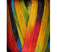 Yarn 1 Photographic Print