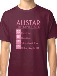 Champion Alistar Skill Set In Pink Classic T-Shirt