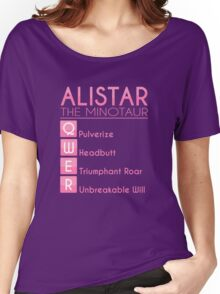 Champion Alistar Skill Set In Pink Women's Relaxed Fit T-Shirt
