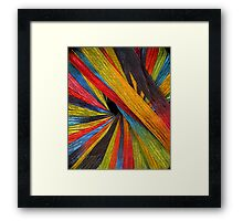 yarn 2 Framed Print