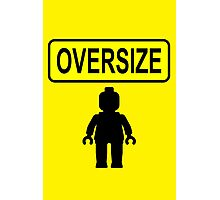 Oversize Minifig Photographic Print