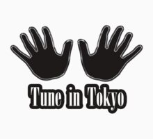 Tune in Tokyo by Shannon Beauford
