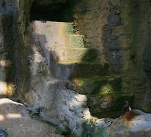 Stairway to Nowhere by Barbara Gordon