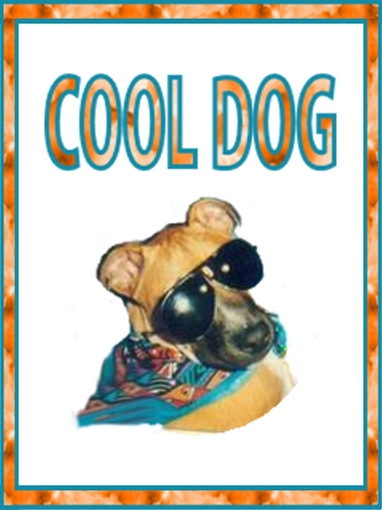 cool dog by CheyenneLeslie Hurst