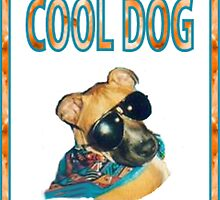 cool dog by CheyenneLeslie Hurst