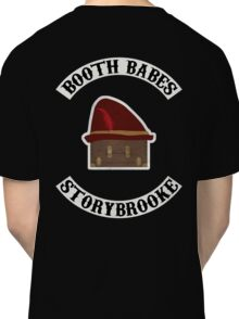 Booth Babes (Fake Motorcycle Club) Classic T-Shirt