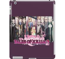 Xillia 2 Group (ToX2) iPad Case/Skin