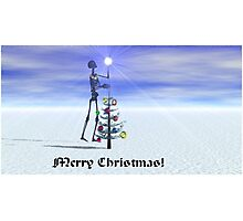 Merry Christmas ll Photographic Print